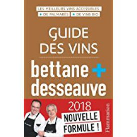 Bettane & Desseauve – 2 étoiles Grand guide des vins de France