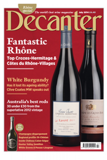Andrew Jefford - DECANTER